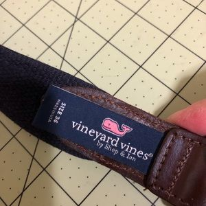 """Vineyard Vines designer belt 36"""""""
